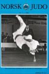 Norsk Judo nr 2-1984-forside