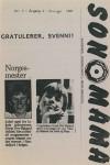 Sonomama - 7 - 1987- forside