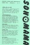 Sonomama - 9 - 1988- forside