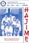 Hajime - nr. 1 - 1990 - Årgang 7 - forside