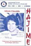 Hajime - nr. 2 - 1989 - Årgang 6 - forside