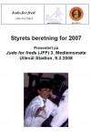 JFF-Årsrapport-2007