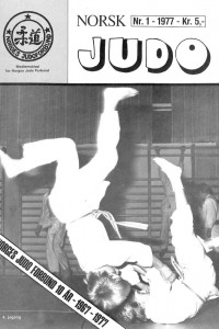 1977-1-Norsk-Judo