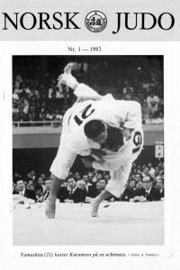 Norsk-Judo-nr-1-1983-1