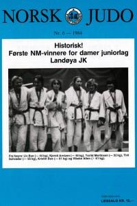Norsk-Judo-nr-6-1984-1