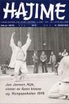 Hajime - nr. 2 - 1975 - Årgang 4 - forside