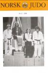 Norsk Judo nr 2-1981-forside