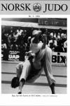 Norsk Judo nr 3-1983-forside