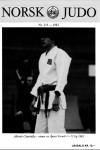 Norsk Judo nr 5-6-1983-forside
