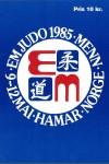 Program EM-1985-forside