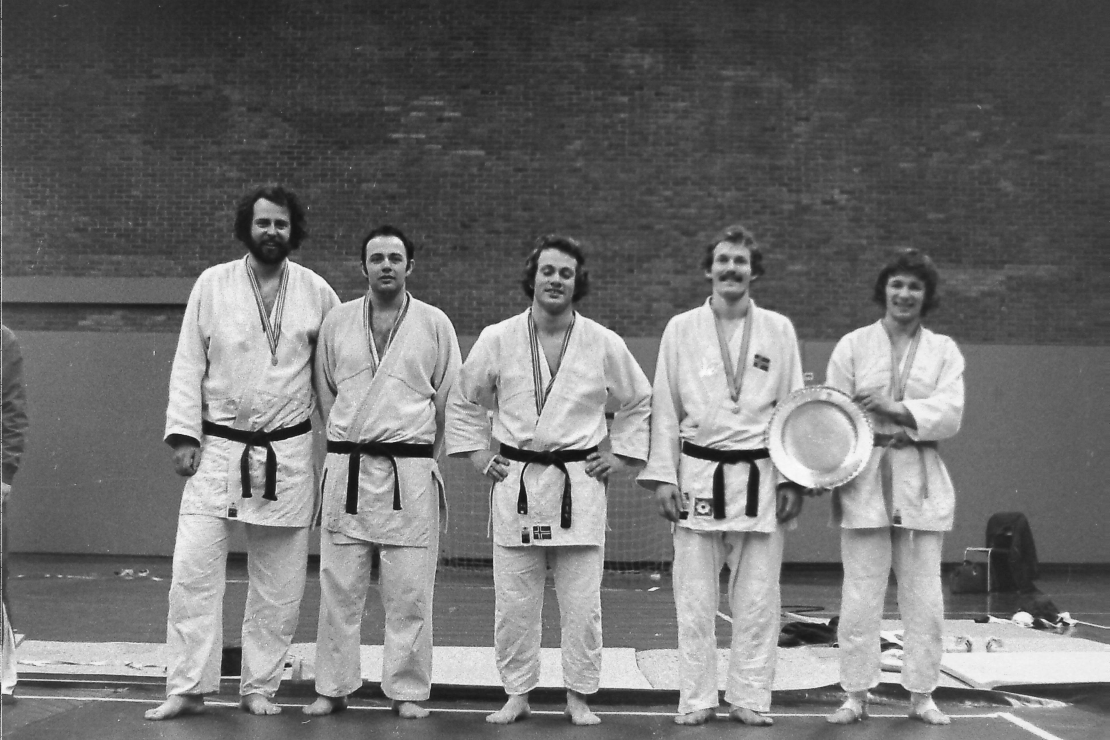 bergen judo klubb