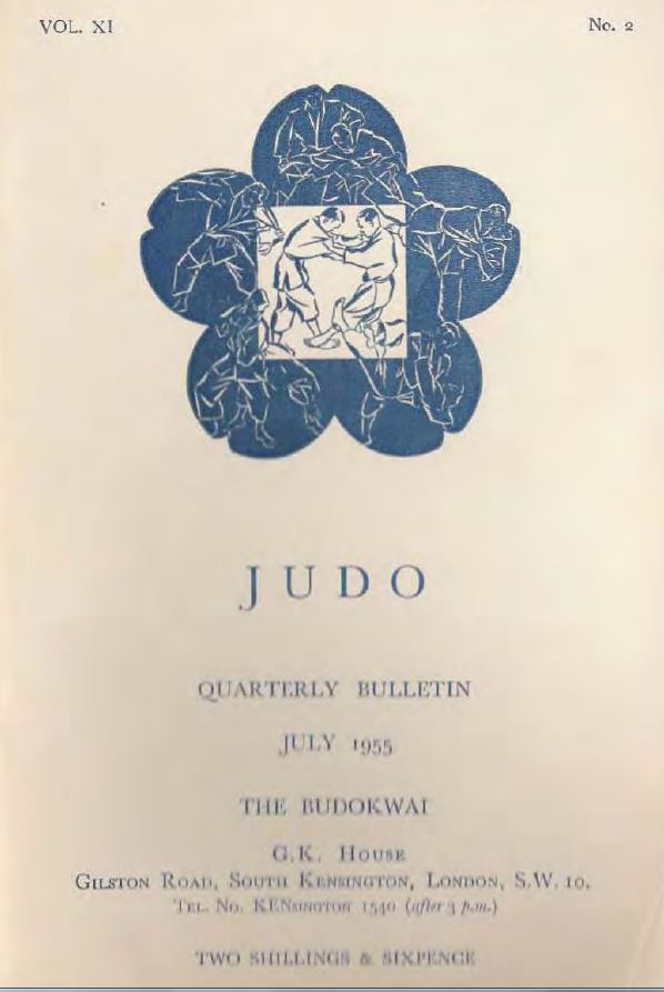 The Budokwai - july 1955