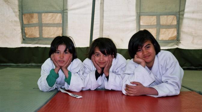 Oppstarten av Judo for fred (2002-2003)