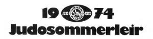Overskrift Hajime sommerleir Møvik - 1974