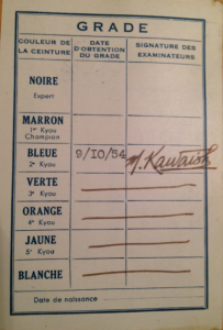 Fransk graderingskort-side 2 - Torkel Sauer