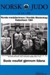 Norsk Judo nr 3-4-1984-forside