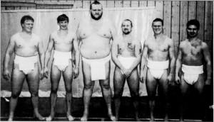 Judofolket i SUMO NM 1996