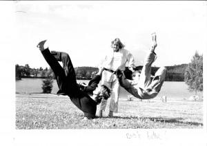 VG tour 1979 - Kent - Bjørn - Inger Lise - Original