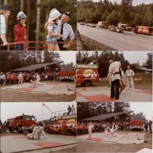 Div fargebilder-VG tour 1979 - Kent - Bjørn - Inger Lise -rotated