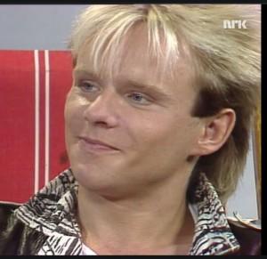 Giert Clausen i Sommekluzz 1985