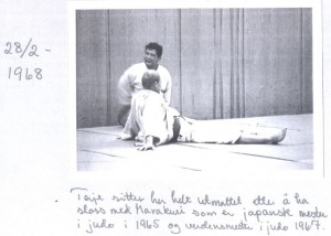 Terje og Makuri - 1968