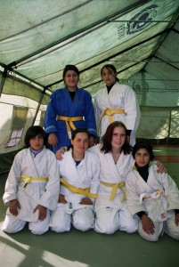Judo for fred