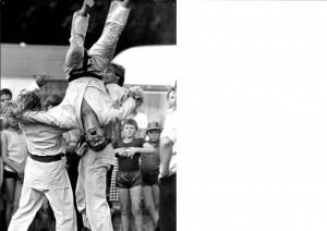 Kent og IL kaster Bjørn-VG tour 1979 - Kent - Bjørn - Inger Lise
