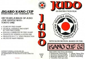 Kano cup 82 - Forside