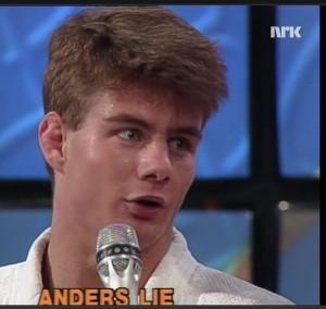 Anders Lie i Tande-P 1992