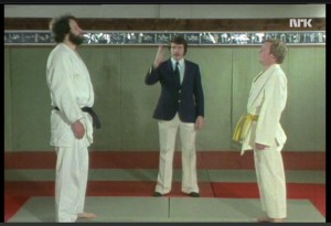 NyNytt med Erik Haugen og Trond Kirkevaag 1978